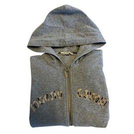 Roberto Cavalli-Sweaters-Grey