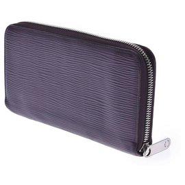 Louis Vuitton-Louis Vuitton Zippy Wallet-Violet