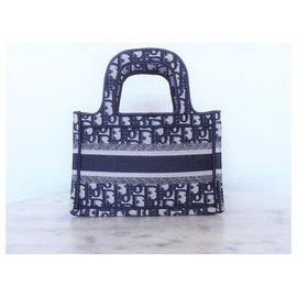 Dior-DIOR TOTE MINI BAG-Blue
