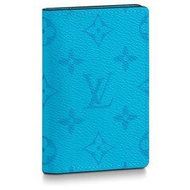 Louis Vuitton-LV pocket organiser new-Blue
