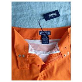 Vilebrequin-Badebekleidung-Orange