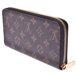 Louis Vuitton-Louis Vuitton Zippy Wallet-Rose