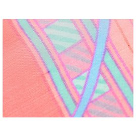 Hermès-Hermès Schal-Pink