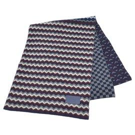 Louis Vuitton-Louis Vuitton Cabas-Bleu
