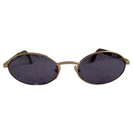Autre Marque-Lamborghini vintage sunglasses-Golden