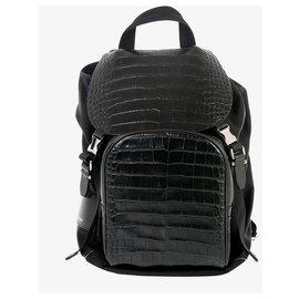 Neil Barrett-Neil Barret backpack new-Black
