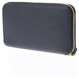 Balenciaga-Balenciaga Zip Around-Black
