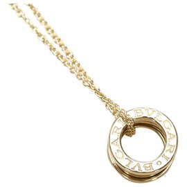 Bulgari-Bvlgari Gold B.Zéro1 collier pendentif-Doré