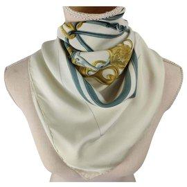Hermès-BRIDES de GALA-Pink,Blau,Creme,Anthrazitgrau,Bronze