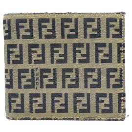 Fendi-Fendi Wallet-Beige