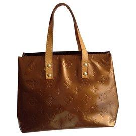 Louis Vuitton-MINI HOUSTON-Light brown