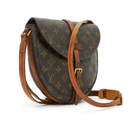 Louis Vuitton-CHANTILLY MONOGRAM-Brown