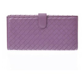 Bottega Veneta-Bottega Veneta Continental-Purple