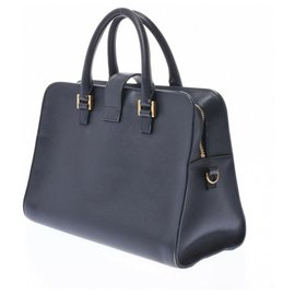 Saint Laurent-Saint Laurent Sac à main-Bleu Marine
