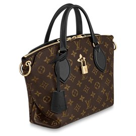 Louis Vuitton-LV Flower zipped Tote pm-Brown