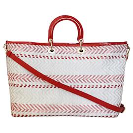 Dior-Sacs à main-Blanc,Rouge