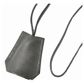 Hermès-Hermès Halskette-Grau