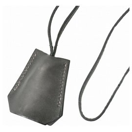 Hermès-Hermès necklace-Grey