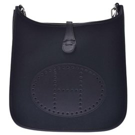 Hermès-Hermès Evelyne-Noir