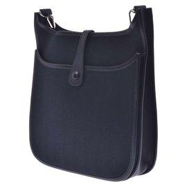 Hermès-Hermès Evelyne-Black