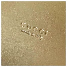 Gucci-Rare Woven Leather Gucci Dog Bed-Black