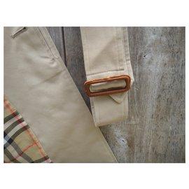 Burberry-Regenmantel Mann Burberry Vintage t 60-Beige