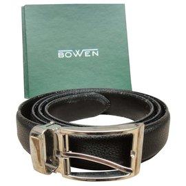 Autre Marque-Bowen belt length 115 cm-Black