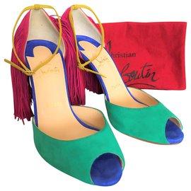 Christian Louboutin-Christian Louboutin Sandals-Multiple colors