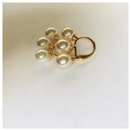 Céline-Earrings-White