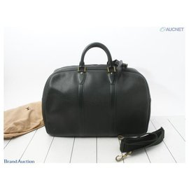 Louis Vuitton-Louis Vuitton Taiga-Black
