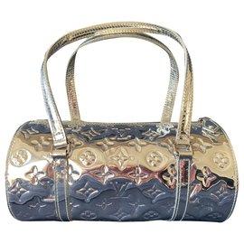 Louis Vuitton-Handbags-Silvery