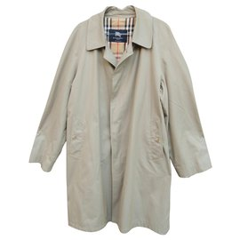 Burberry-Burberry London men's raincoat 54-Beige