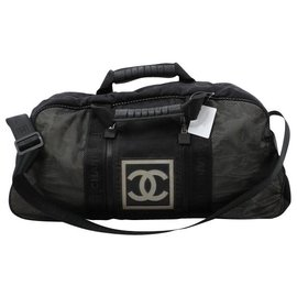 Chanel-Chanel Travel bag-Other