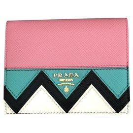 Prada-Wallets-Multiple colors