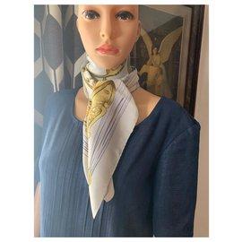 Hermès-Die Steigbügel-Hellblau
