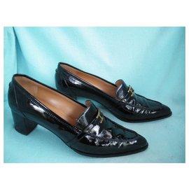 Hermès-Flats-Black