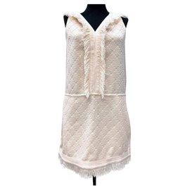 Chanel-jolie robe de plage-Autre