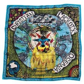 Christian Lacroix-Ozeanien von Lacroix-Blau