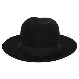 Borsalino-Hats-Black