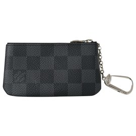 Louis Vuitton-Bourses, portefeuilles, cas-Noir,Gris