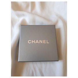 Chanel-CC-Schwarz,Silber