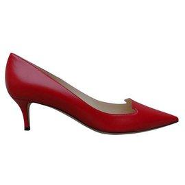 Jimmy Choo-Heels-Red