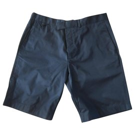 Louis Vuitton-Men Shorts-Dark blue