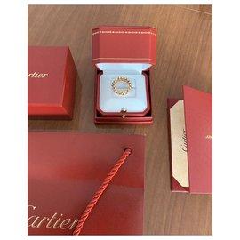 Cartier-Bague Cartier Clash en or rose-Doré