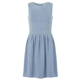 Ganni-Dresses-Blue
