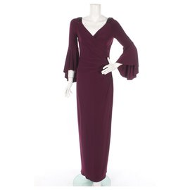 Ralph Lauren-Dresses-Purple
