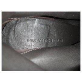 Tila March-Tila March p boots 38-Purple