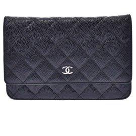 Chanel-Chanel shoulder-Black