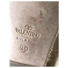 Valentino-Ballet flats-Golden