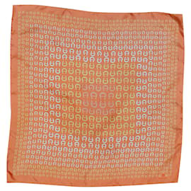Aigner-Silk scarves-Multiple colors